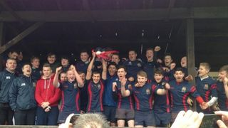 County champions - again