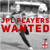 PLAYERS WANTED | JPL U14, U15, U16