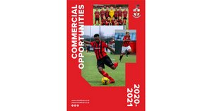COMMERCIAL | New Commercial Opportunities Brochure for 2020-21 Season
