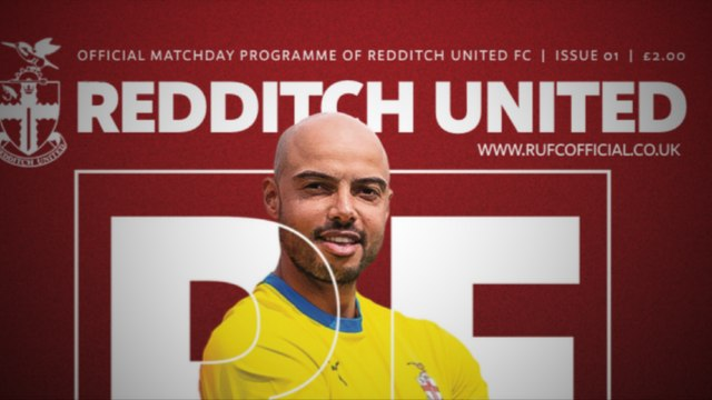 PROGRAMME   Download Your Match Day Programme for FREE