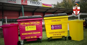 CORPORATE | Message from Bromsgrove District Council Business Waste