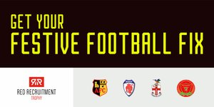 RED RECRUITMENT TROPHY | Alvechurch, EveshamBromsgrove Tickets On Sale Now