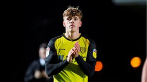 NEW SIGNING   Ben Hart on Loan From Burton Albion