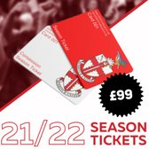 SPECIAL OFFER FOR ALL REAL FOOTBALL FANS | The £99 Season Ticket Returns to Redditch United
