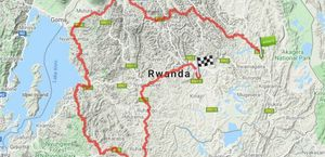 Crouch End Women (CrEW) take on the Rwanda Ramble