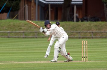 ACC 3rds score well at home against Weybridge.
