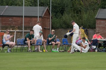 80 runs and 5 wickets for Patrick- a great day