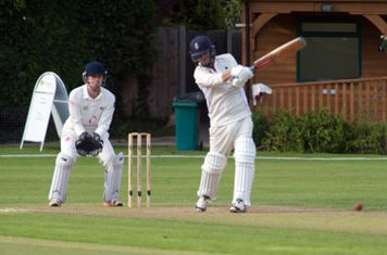 Loxwood CC battle hard