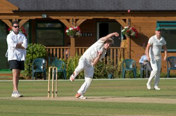 Hat-trick for Dom  v Holmbury
