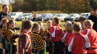 04-11-2012 Chorley RUFC Vs Orrell taggs (under 8s)