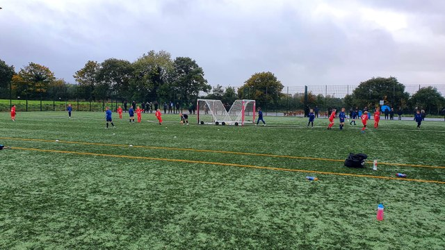 Foundation Phase Play 1st Matches Of The Season