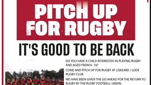 Pitch Up and Play - Sunday 13th September from 1030am