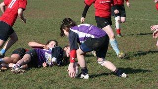 U15 Girls / Saracens / North Dorset