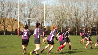 U15's Girls v Liskeard