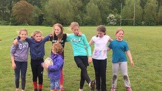 U18 Girls Tag Rugby