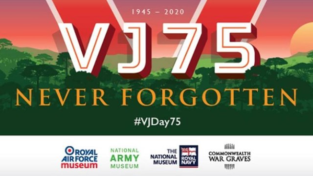 VJ Day - 15th August