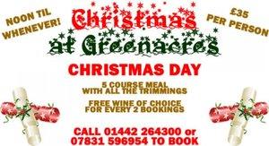 CHRISTMAS AT GREENACRES