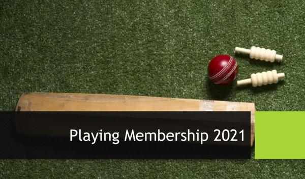 Senior Playing Membership 2021