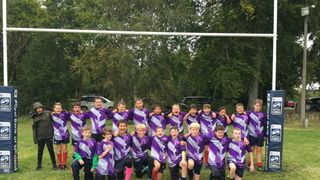 Under 13s at the Ellon 7s