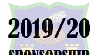 2019/20 Sponsorship Opportunities