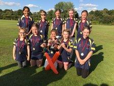 Girls' Cricket at Beckenham CC