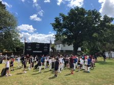 Junior Cricket Coaching Starts