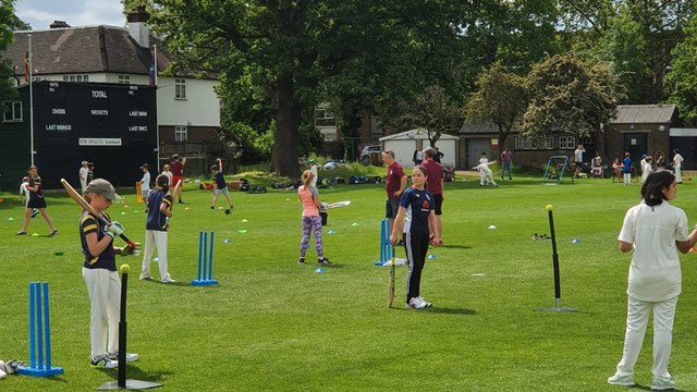 Junior Cricket Summer Camps - ON SALE NOW!