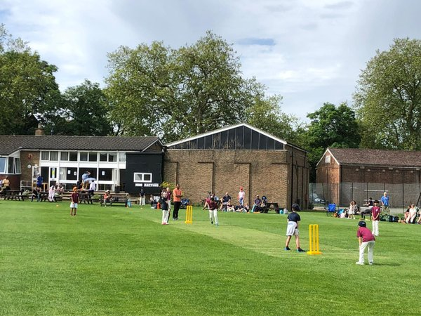 Junior Cricket Summer Camp 2 - 6 August MEMBERS ONLY