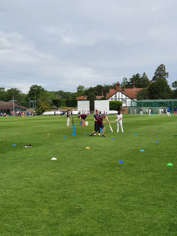Junior Cricket Summer Camp - Friday 6 August MEMBERS ONLY