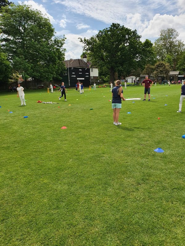 Junior Cricket Summer Camp - Tuesday 17 August MEMBERS ONLY