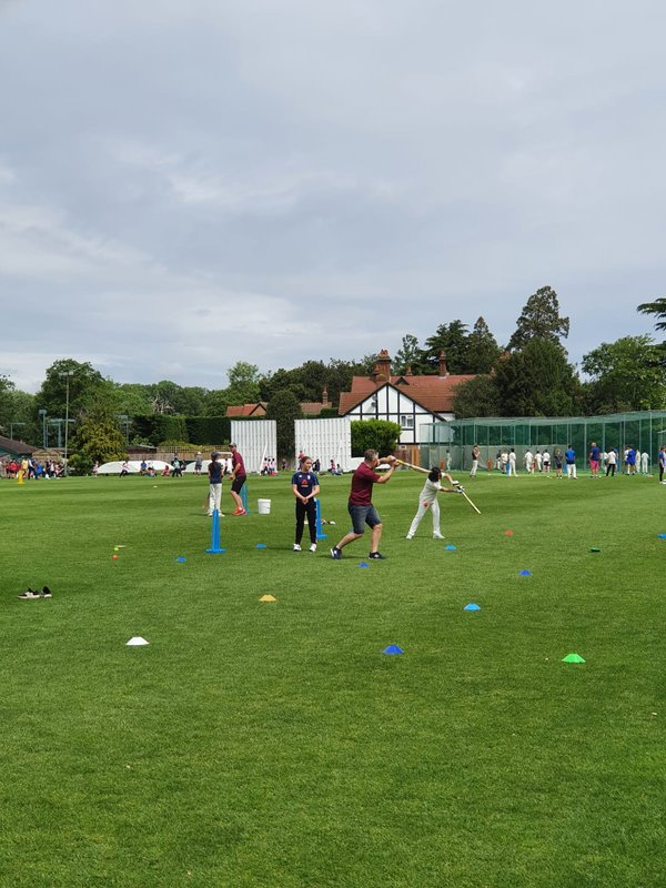 Junior Cricket Summer Camp - Thursday 19 August MEMBERS ONLY