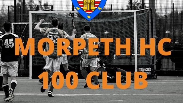 100 Club Draw - Numbers