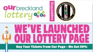 We've Launched our Lottery Page