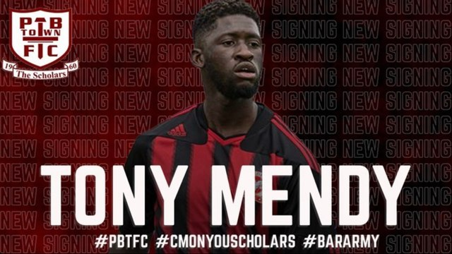 Mendy Joins the Scholars
