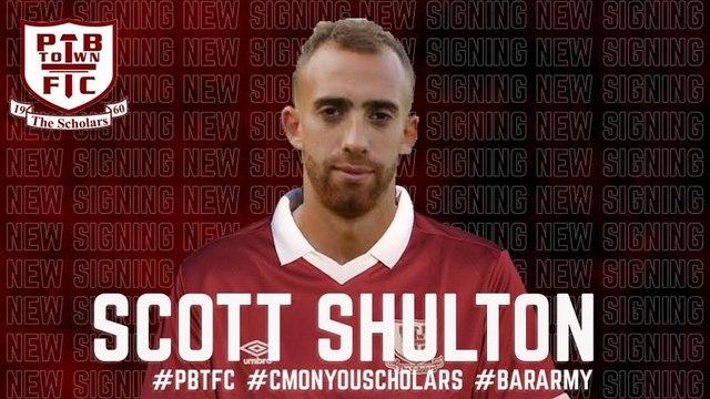 Shulton's a Scholar!