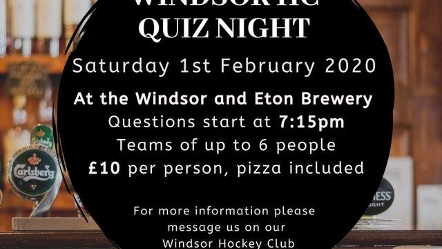 Quiz Night 2020