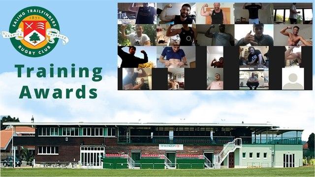 January Training Awards