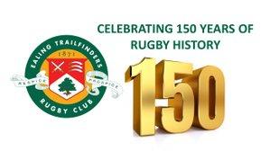 150th Anniversary Dinner 30th October