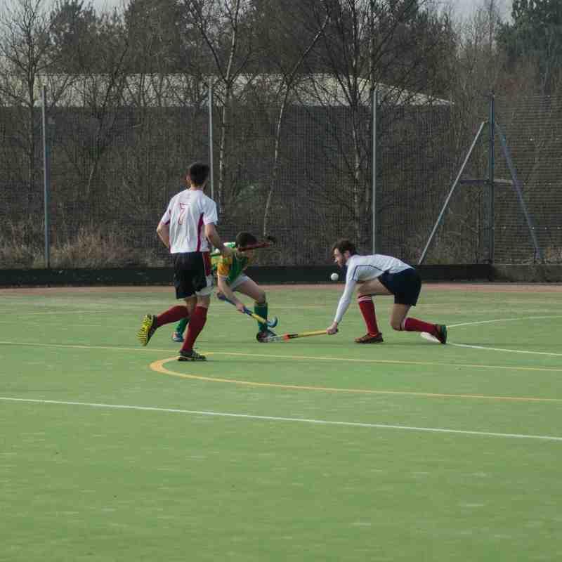Morpeth 1st (2) vs Doncaster 2nd (0)