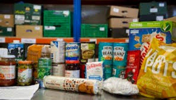 Dundee Foodbank Donation