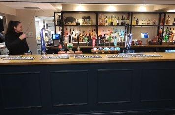 New Bar - Shiny !