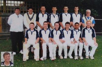 2nd XI - Surrey PremierLeague Winners - 2006