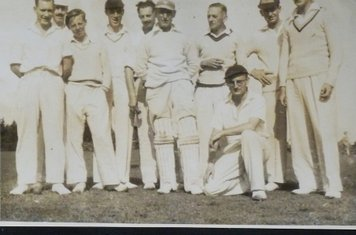 1946 - SCC 2nd XI at Eastbourne