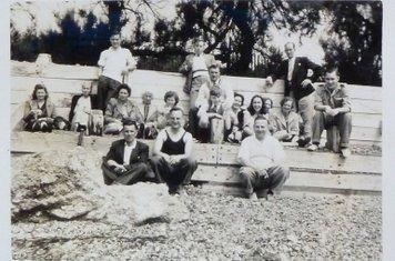 1946 - On Felpham Beach