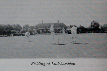 1946 - Away at Littlehampton