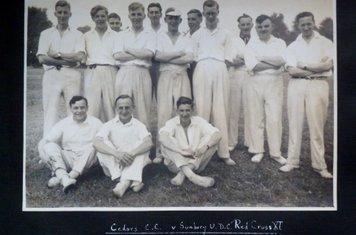 1941 - Cedars cc
