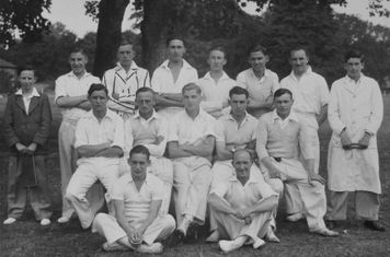 1940 - At Cedars CC