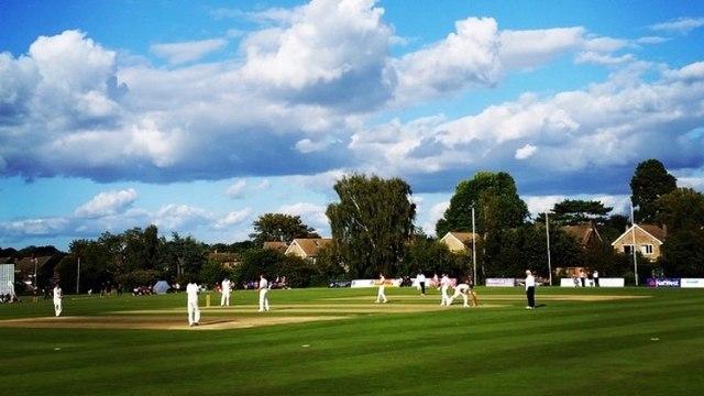 Welcome to Sunbury Cricket Club!