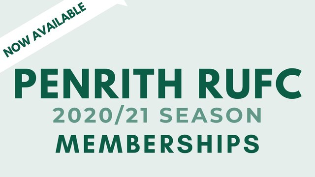 2020/21 Memberships Available - Players can also pay over 4 months