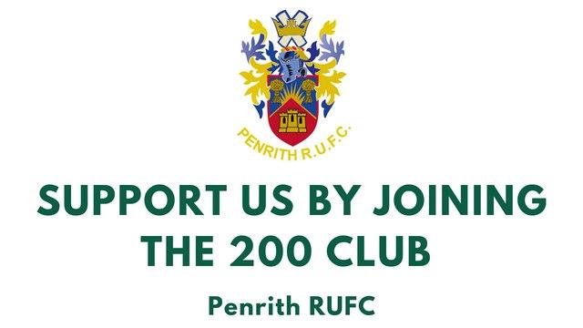 February 200 Club Winners!